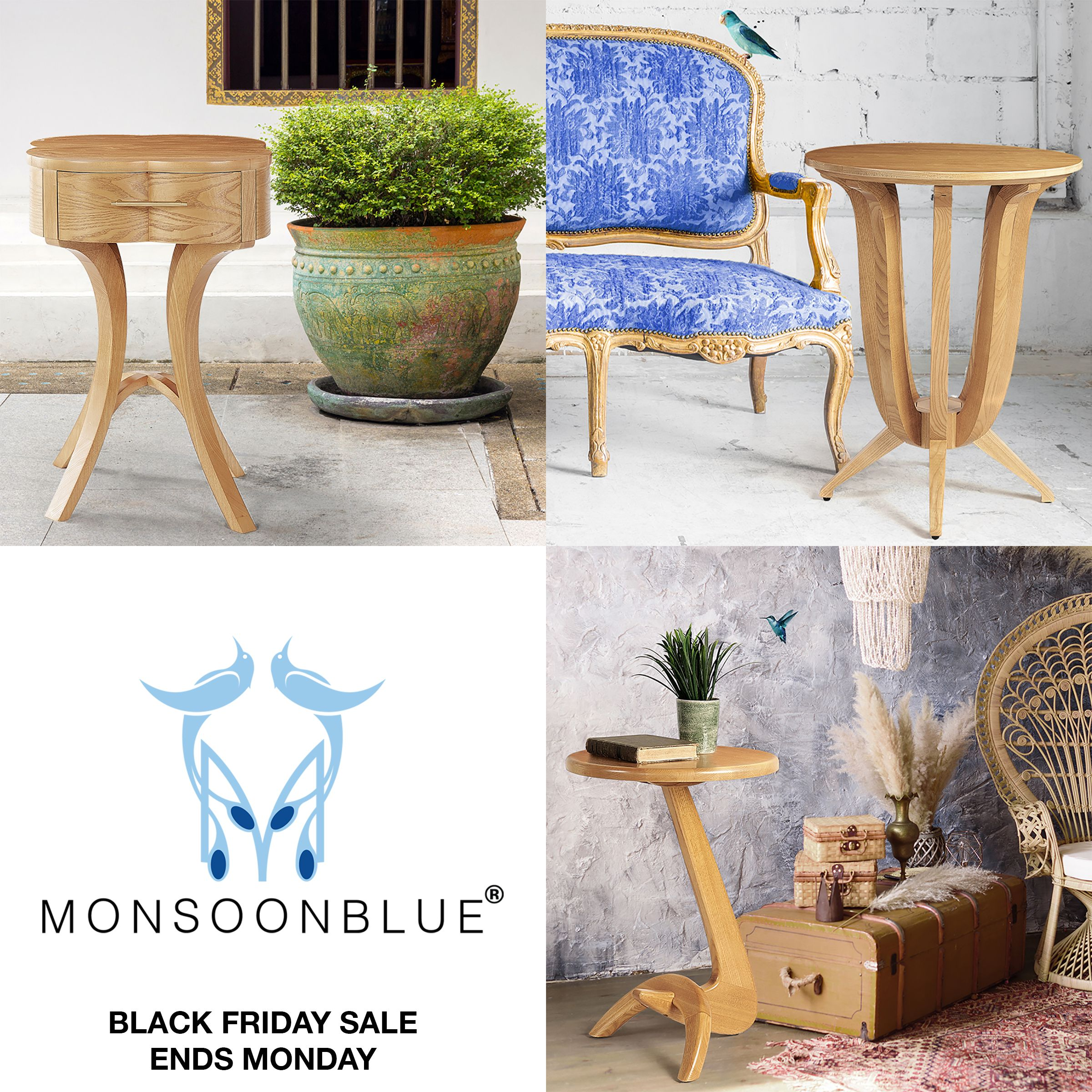 Black Friday Sale ends Monday...Free Shipping Furniture