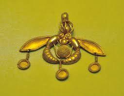 Image result for jewellery mongolia filigree