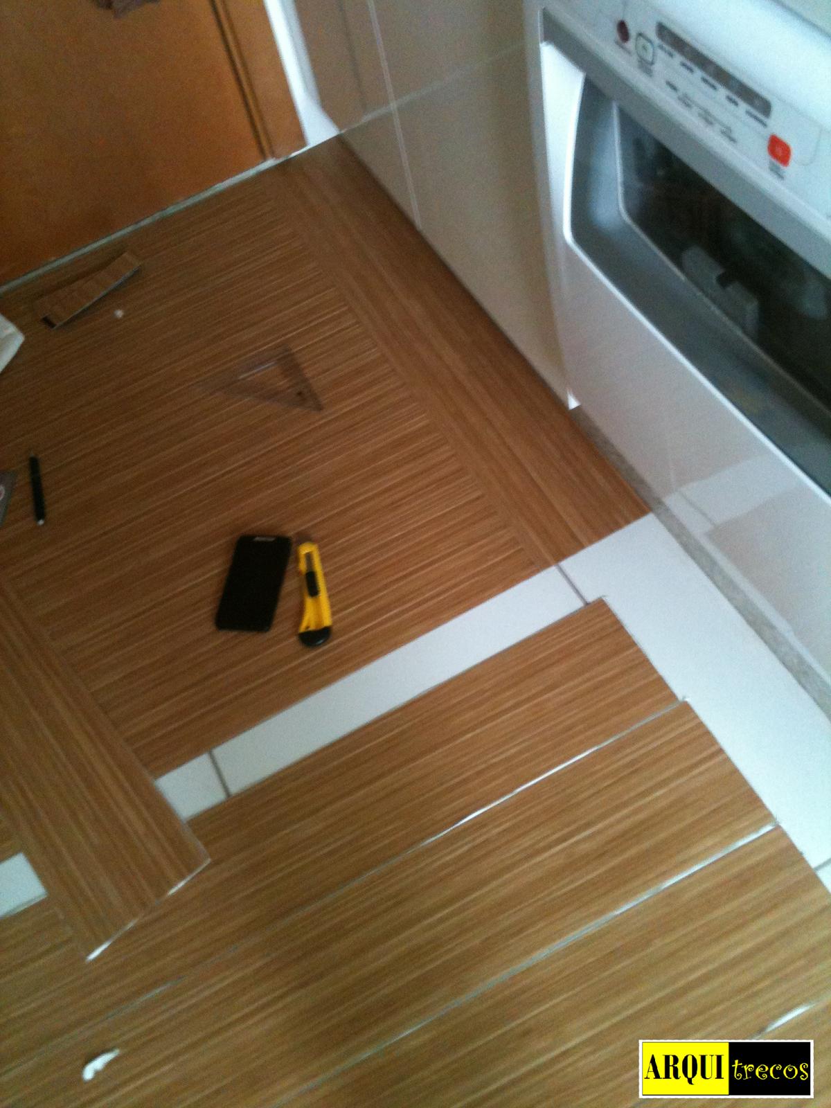 Minha Cozinha Adeus Piso Branco Bem Vindo Piso Vin Lico Tudo Por