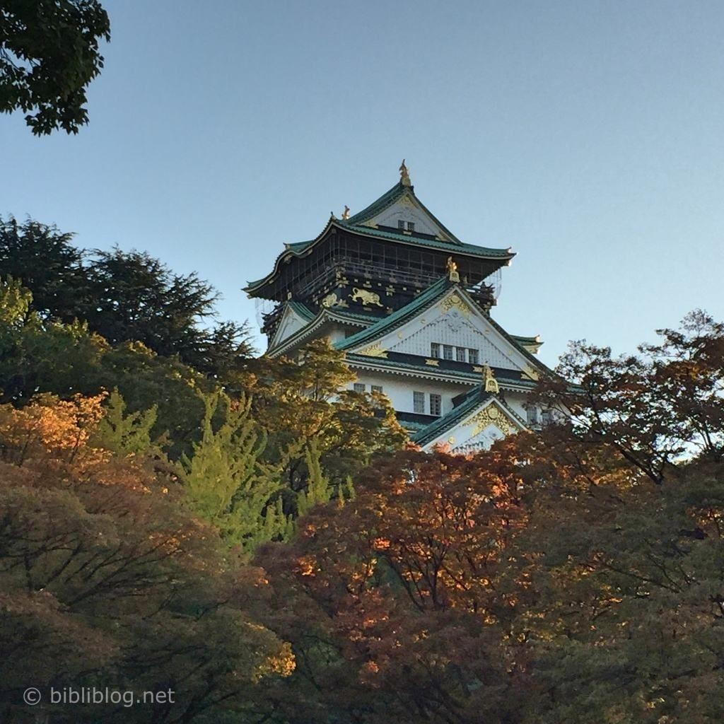 2 Jours A Osaka Osaka Tokyo Chateau