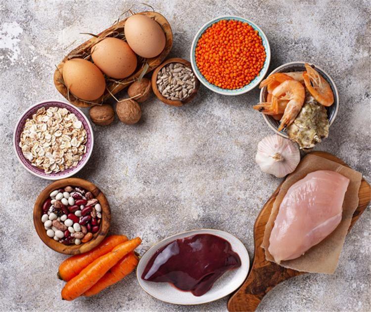 اكلات غنية بالزنك تحمي من الإصابة بفيروس كورونا Sources Of Zinc Food Healthy