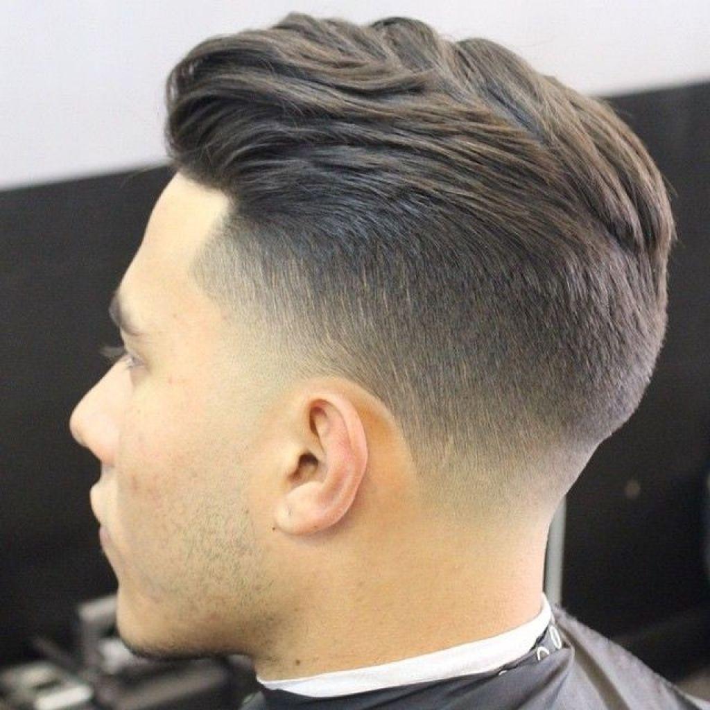 Resultado De Imagem Para Taper Fade Haircut Male Erkek Sac
