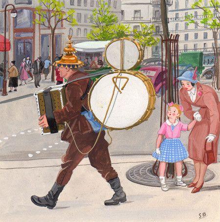 Suzanne Ballivet Illustration Jolies Images Paris
