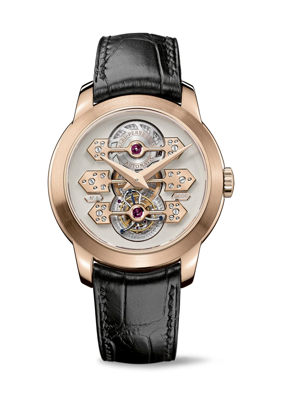 1458c90071c Girard-Perregaux Tourbillon with Three Gold Bridges - Hautetime Brincos