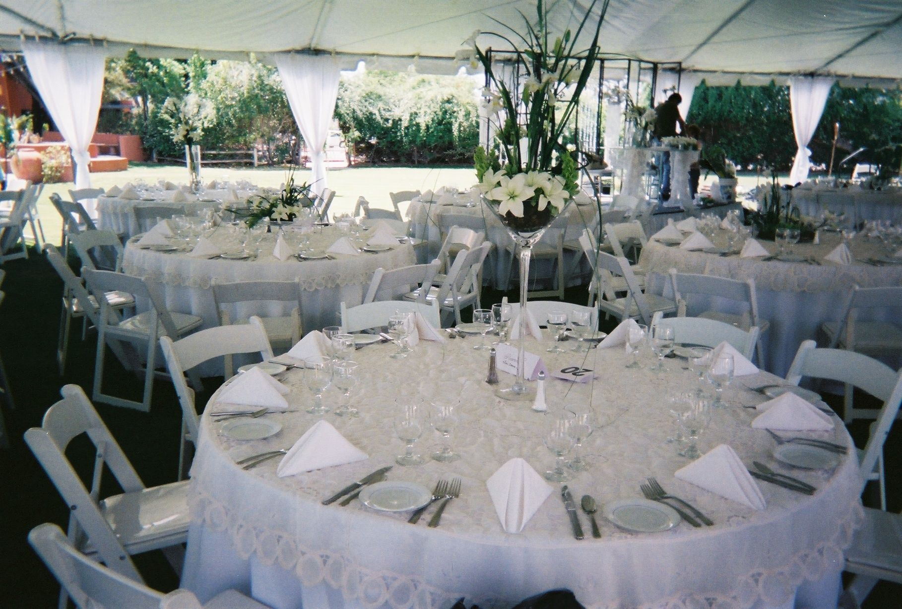 Remarkable A White Wedding An Event By Alc Rentals La Mariposa In Download Free Architecture Designs Momecebritishbridgeorg