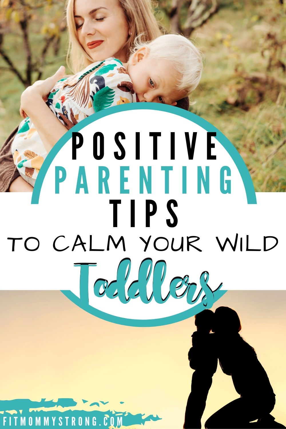 Toddlerhood is a crazy time for kiddos and parents. Using these positive parenting tips to help keep your toddler calm and happy - instead of resorting to forceful discipline can make a world of a difference!  #positiveparenting #toddlerhood #parentingtips