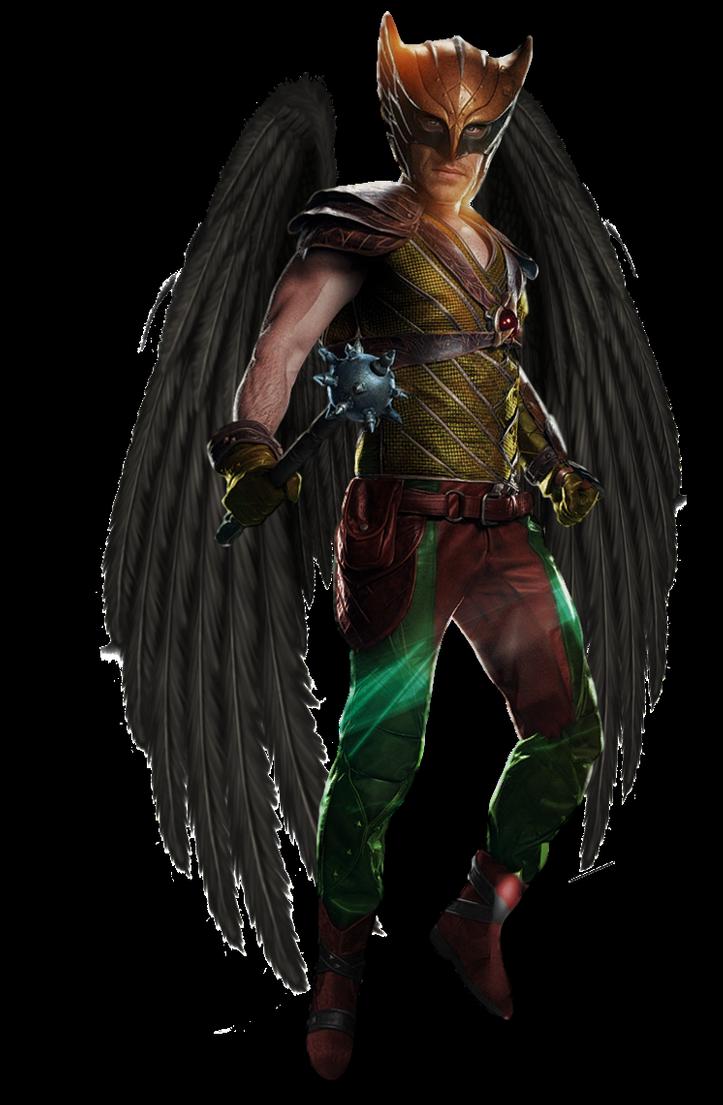 Hawkman Transparent By Camo Flauge On Deviantart Hawkman Black Lightning The Martian