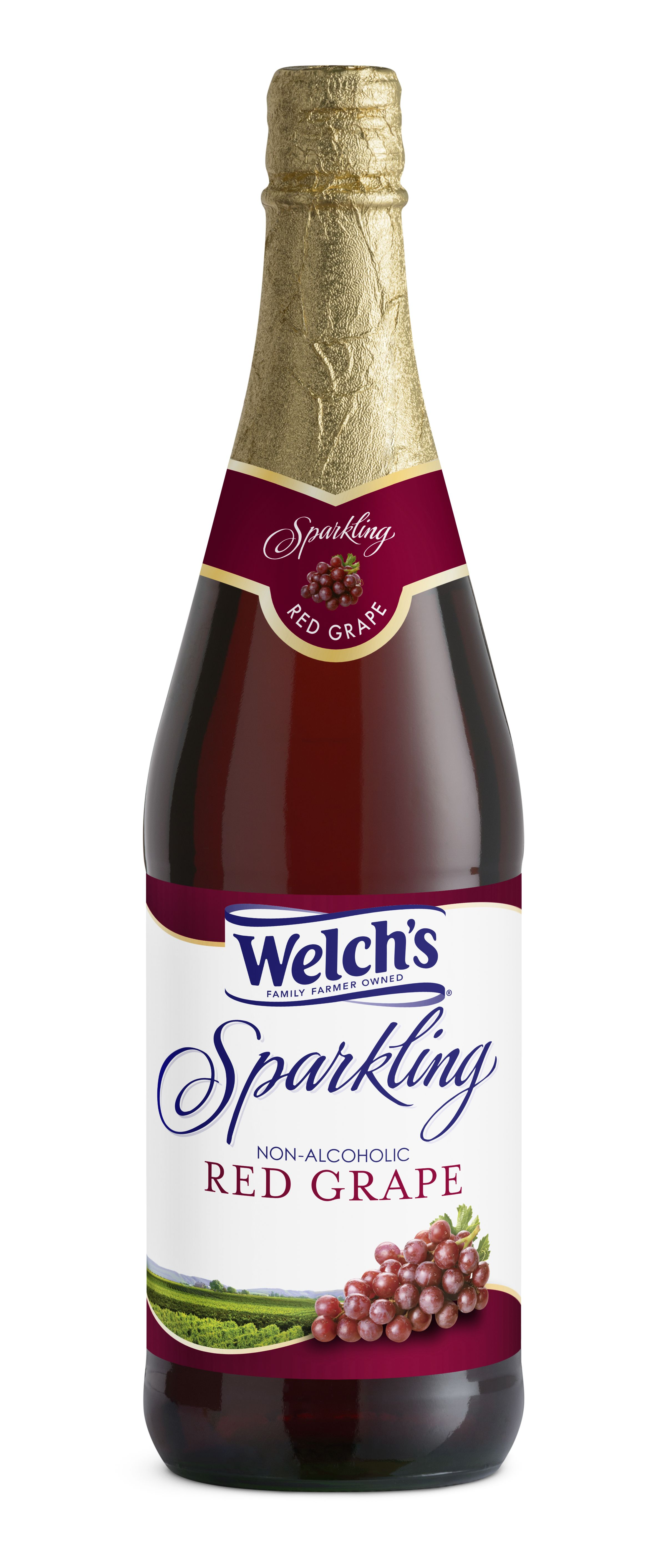 Welch S Red Grape Sparkling Cocktail Sparkling Cocktail Red Grapes Welchs