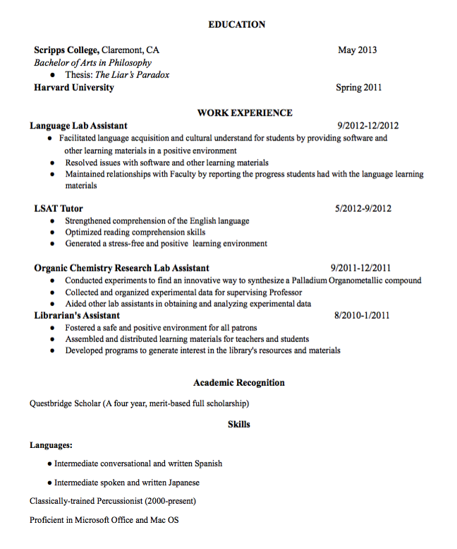 Sample Librarian Assistant Resume Examples Resume Cv Resume Examples Liar Paradox Resume