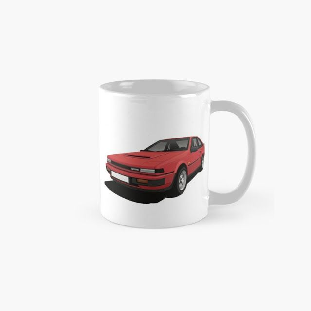 Now you can get this vintage car printed on two image coffee mug. I have made over 30 different color options to choose from.  This is a