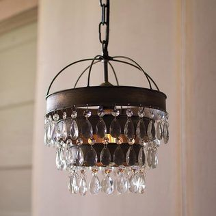 Furniture And Decor For The Modern Lifestyle Rustic Chandelier Rustic Bathroom Lighting Crystal Pendant Lighting