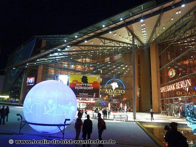berlin festival of lights 2012
