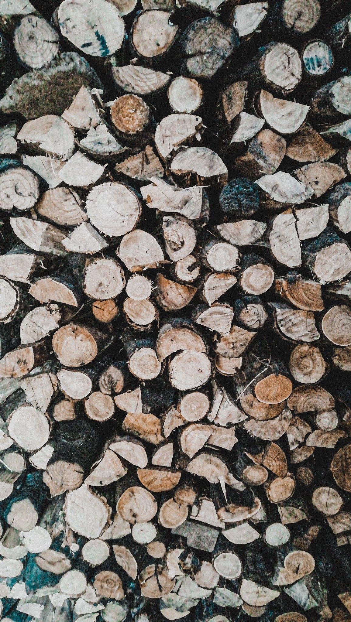 Обои дрова. Пейзажи foto 7