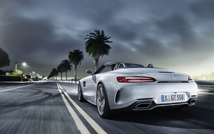 Telecharger Fonds D Ecran Mercedes Amg Gt C 2017 Roadster
