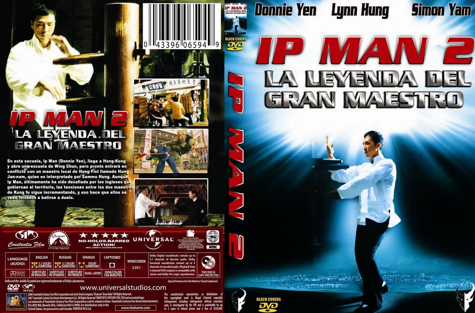 Ip Man 2 La Leyenda Del Gran Maestro Latino 2010 Ip Man Peliculas En Español Latino Peliculas En Español