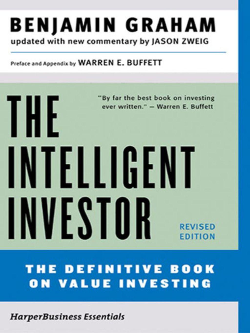 The Intelligent Investor Rev Ed Ebook In 2020 Benjamin Graham