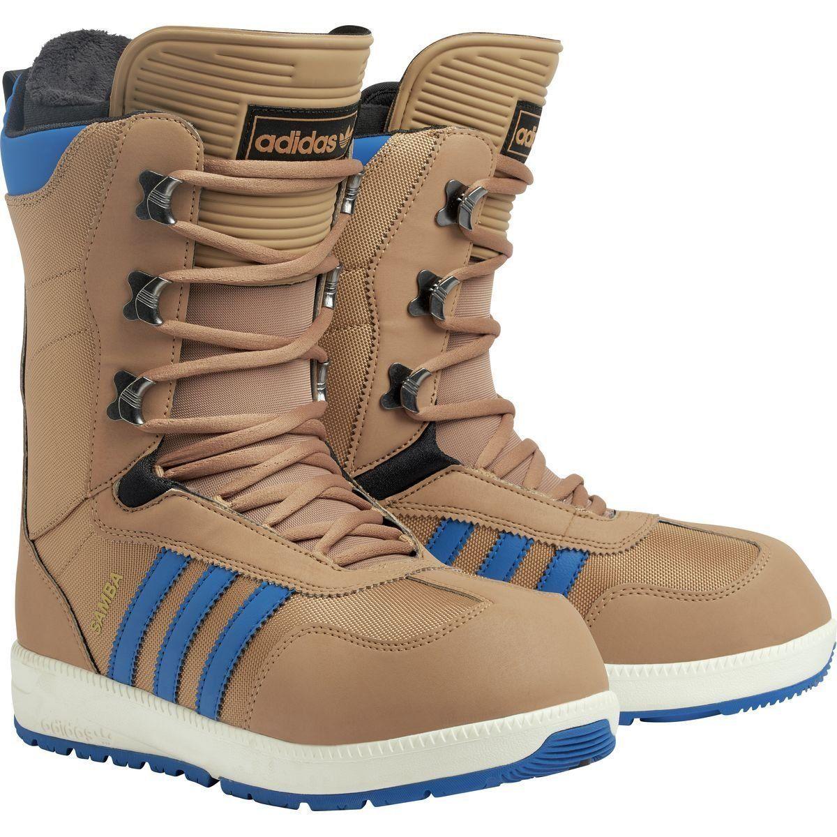 finest selection c96e3 a476f Adidas Samba Snowboard Boots