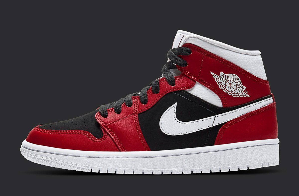 Air Jordan 1 Mid Chicago Flip Is Coming Soon House Of Heat Sneaker News Release Dates And Features