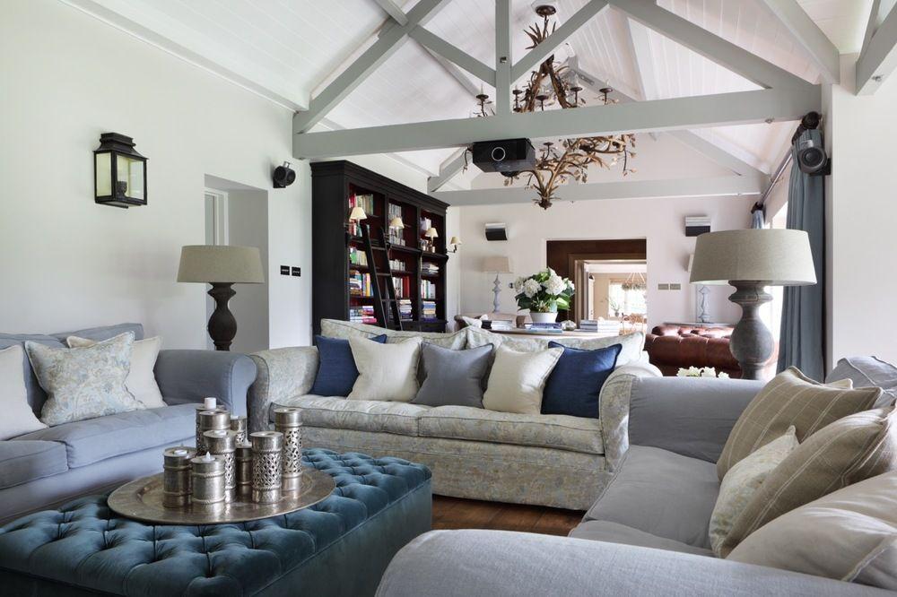 Hertfordshire Family Home Living Room Lounge Luxury Living Room Dressing Room Design