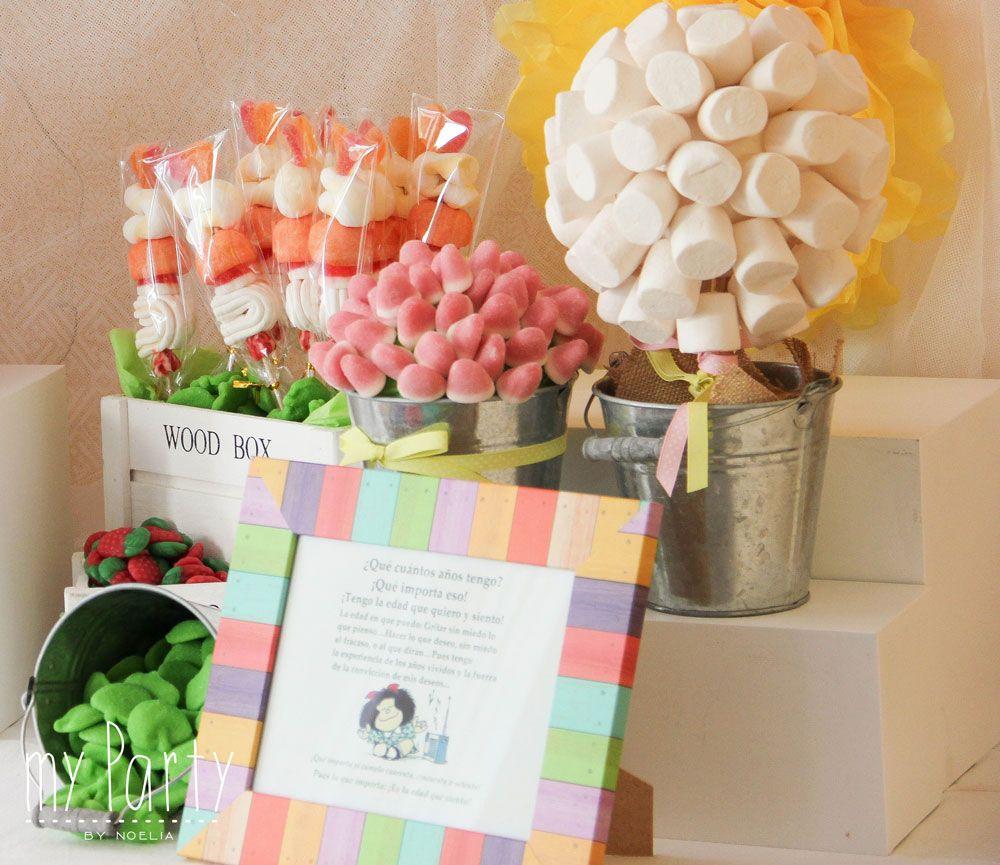chuches para fiesta aos mesa de dulces para cumpleaos de aos birthday
