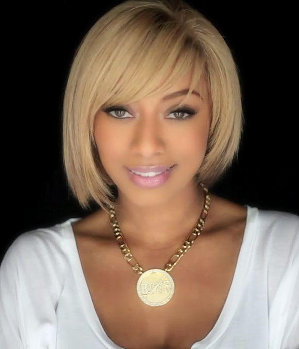 Pin By Ashley Thornton On My Black Is Beautiful Bob Hairstyles Short Bob Hairstyles Hair Styles