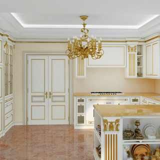 Luxury Handcrafted Kitchen Legacy