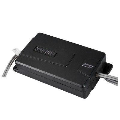 Kicker 46CSS684 CS-Series 6x8 2-Way Component Speakers, Black #componentspeakers