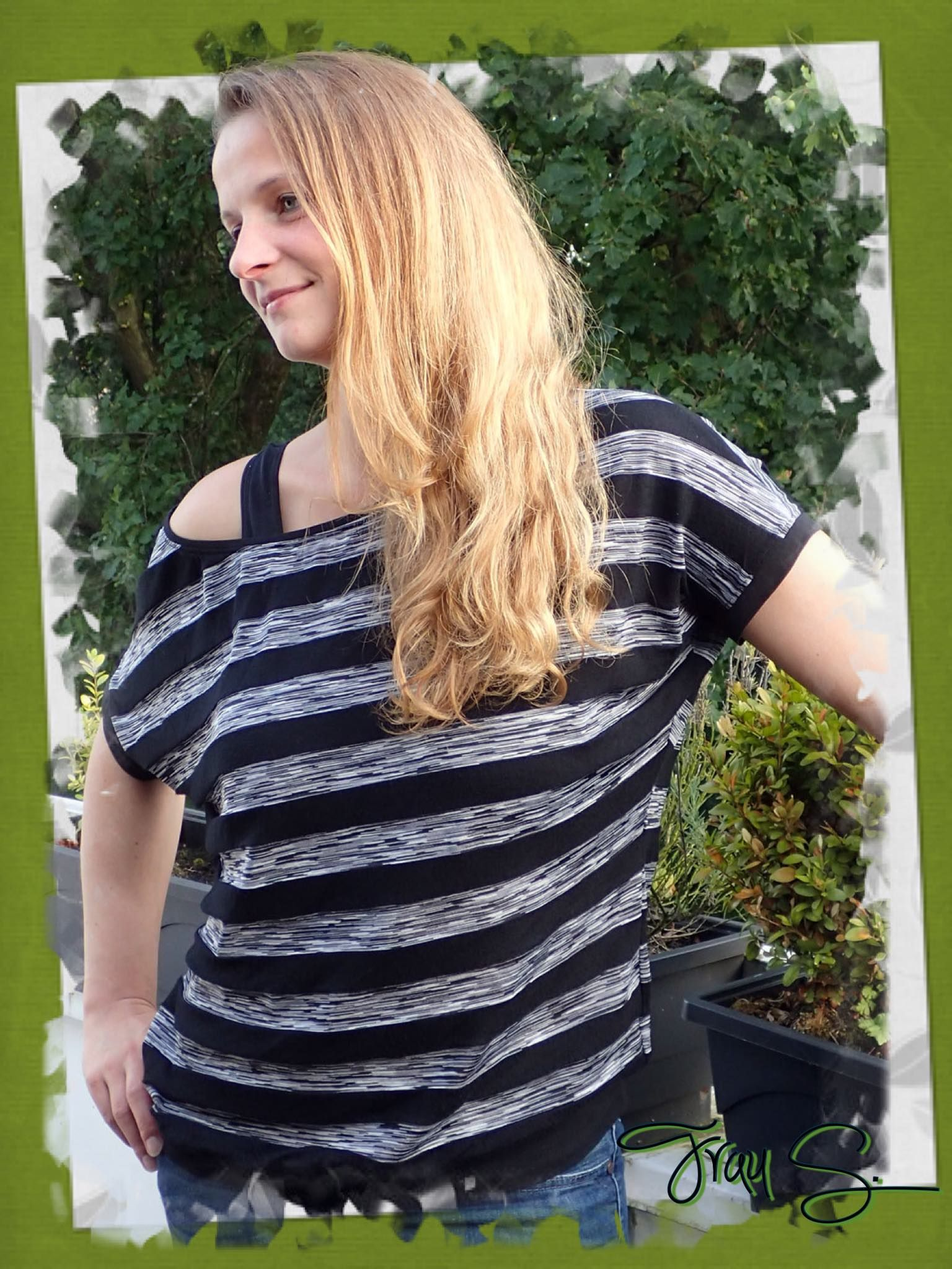 schlichte Kalte Schulter #Leni Pepunkt | schnittmuster damen ...