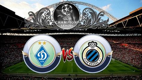 Prediksi Skor Bola Dynamo Kyiv vs Club Brugge 14 Agustus