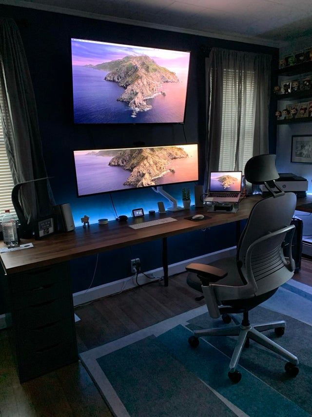 Work from home set up