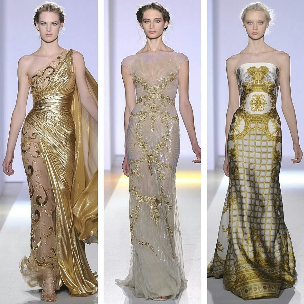 Zuhair murad haute couture springsummer collection my style