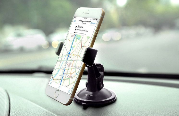 Best #iPhone7 and #iPhone7Plus Car Mounts: Make the Most of your iPhone Even While Driving
