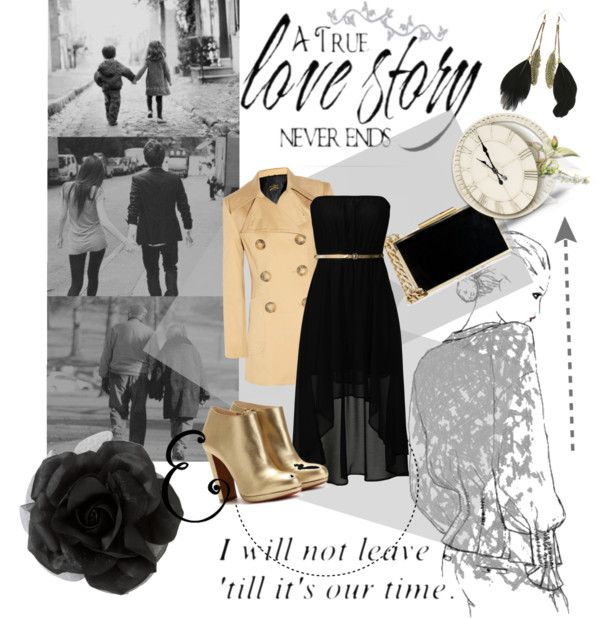 """a true love never ends"" by thebeautifulfreedom on Polyvore"