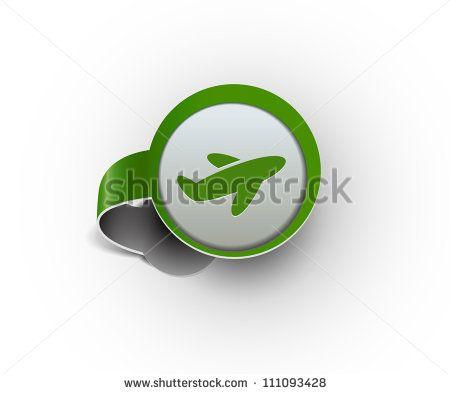 Airplane Icon 스톡 사진, 이미지 및 사진 | Shutterstock