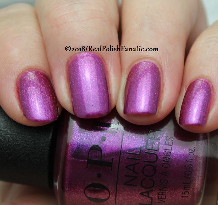 Opi The Nutcracker And The Four Realms Opi Holiday 2018 Disney S The Nutcracker And The Four Realms Collection Swatch And Review In 2020 With Images Nail Art Designs Nail Polish Swatch