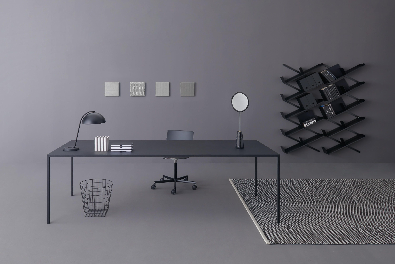 Fattorini Sedie ~ 25 un tavolo archetipo di una essenzialità assoluta progettato