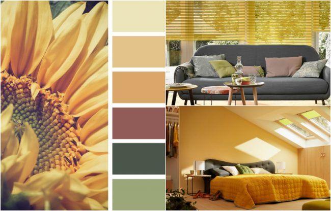 farbe ocker kombinieren altrosa gr n wohnzimmer schlafzimmer wandfarben pinterest gr ne. Black Bedroom Furniture Sets. Home Design Ideas