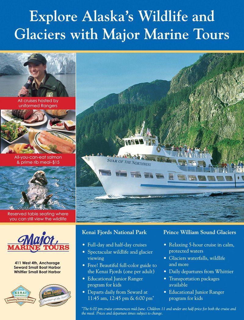 Kenai Fjords, Alaska Travel, Alaskan Vacations