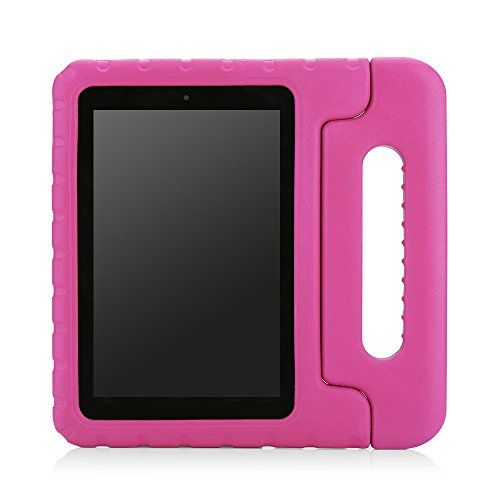 8th Generation, 2016 Cover for Kindle Protective and Form Fitting Case for All-New Kindle - Magenta