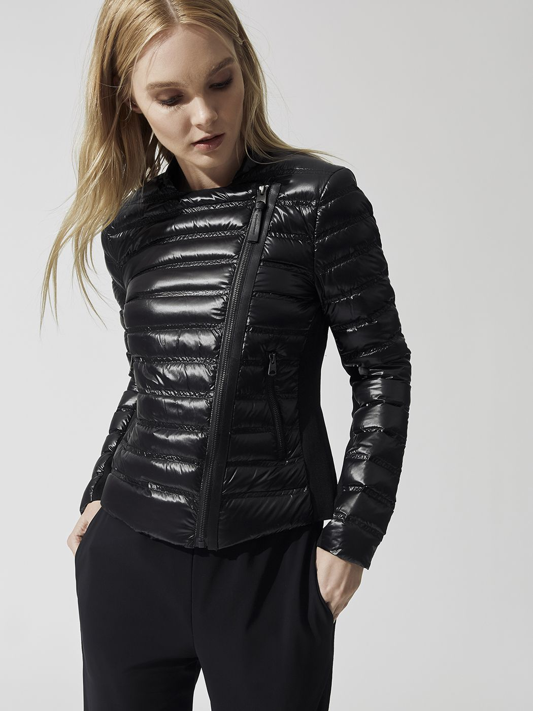 Ulana Jacket in Black by Mackage from Carbon38 Jackets
