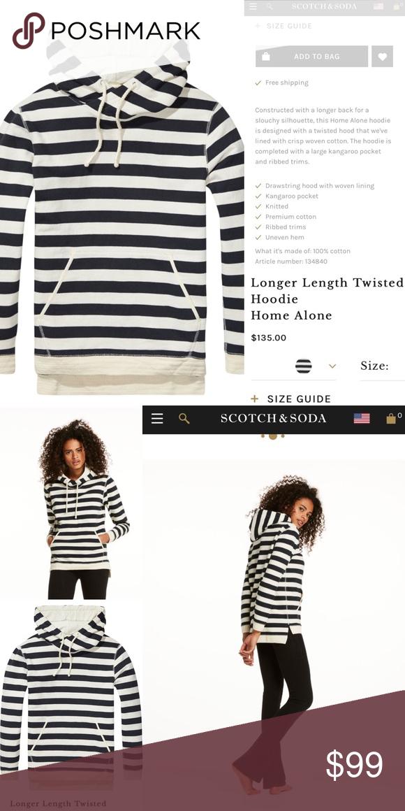 Scotch & Soda Home Stripe Sweater S $135 Scotch & Soda Home Stripe Sweater S $135 Scotch & Soda Sweaters