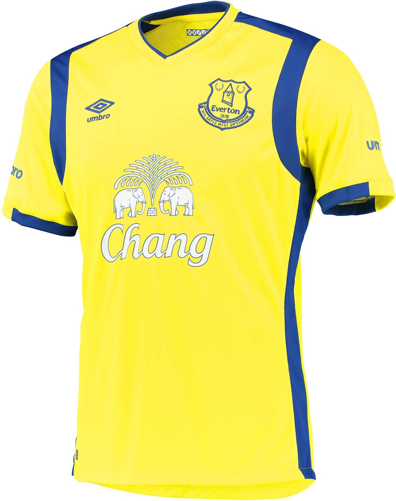 de336e73aaa Everton 16-17 Third Kit Released - Footy Headlines