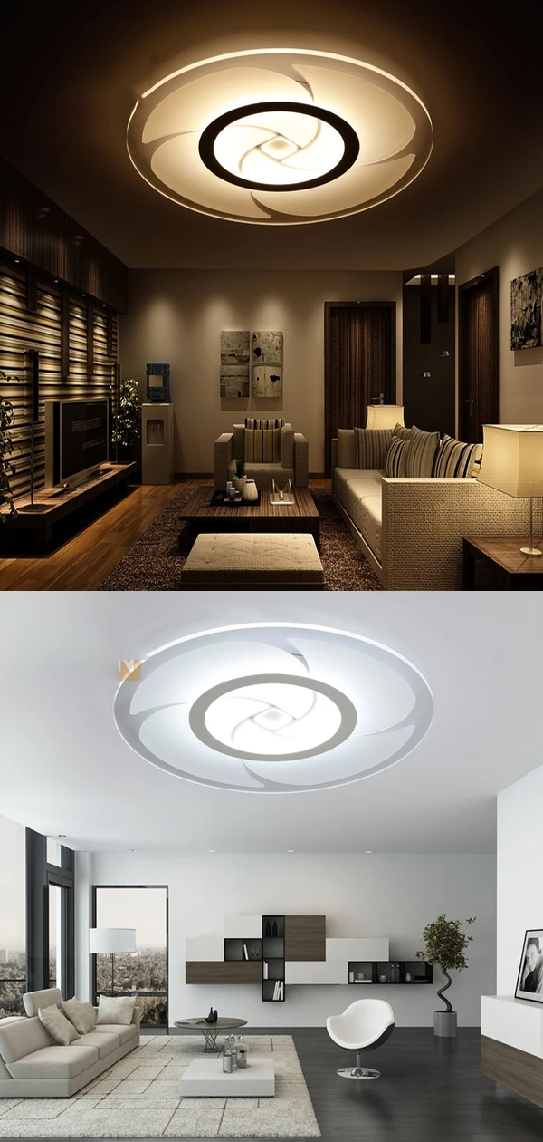 Led Nordic Iron Acrylic Fan Shaped Led Lamp Led Light Ceiling Lights Led Ceiling Light Ceiling Lamp For Bedroom Dinning Room In 2020 Ceiling Lights Diy Recessed Ceiling Lights Cool Lighting