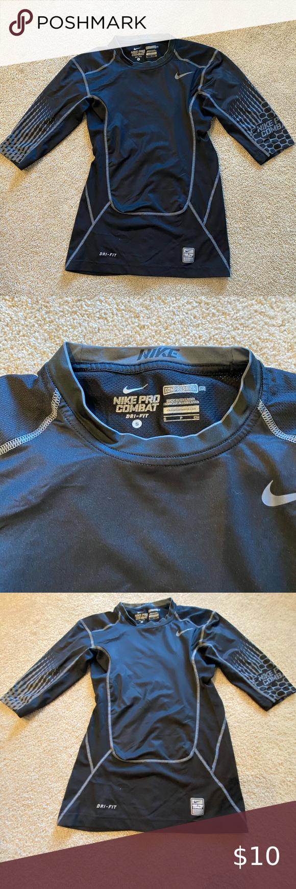 Nike Pro Combat Shirt Nike Pro Combat Combat Shirt Nike Pros [ 1740 x 580 Pixel ]