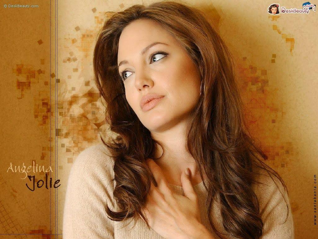 Angelina Jolie Wallpaper HD Imagens Pics