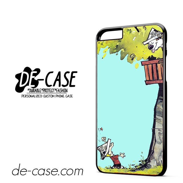Tree House Calvin And Hobbes DEAL-11376 Apple Phonecase Cover For ...