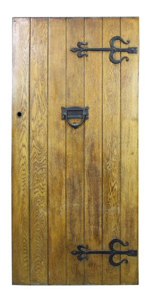 1920 S Oak Front Door With Frame And Door Furniture Uk Architectural Heritage Oak Front Door Front Doors Uk Front Door