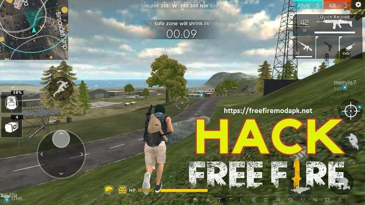 Free fire mod apk in 2020 cheating download hacks game