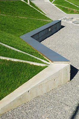 Bruto Landscape Architecture Design Public Parks General Maister Memorial Park Modern Landscaping Landscape Architecture Landscape Design