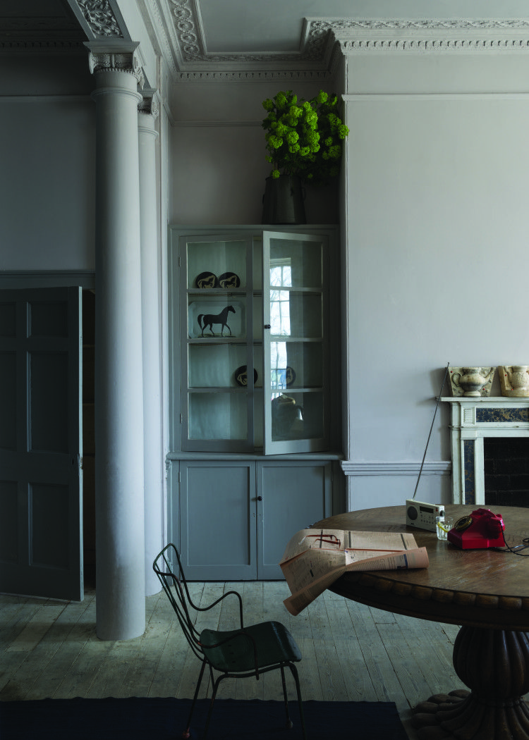 10 Beautiful Rooms: new Farrow & Ball Colours | Pinterest | Farrow ...